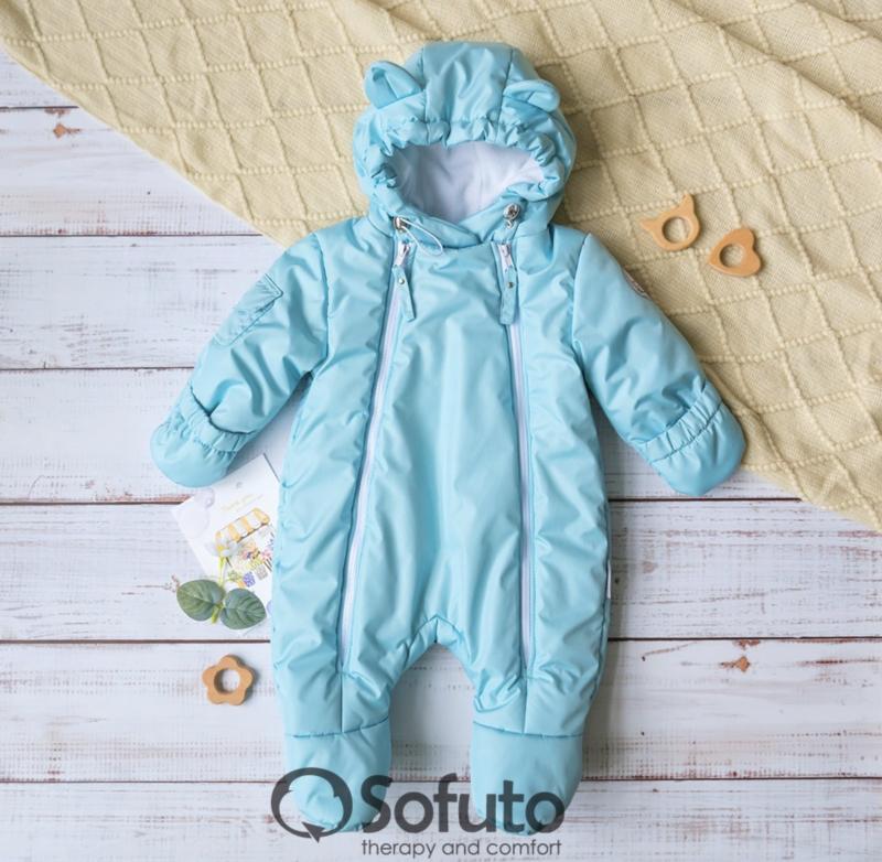 Комбинезон демисезонный Sofuto outwear Blue