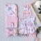 Комплект на выписку жаркое лето baby Bunny II