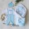 Комплект на выписку холодное лето baby Ettiene