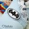 Комплект на выписку демисезонный  baby Batman
