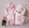 Комплект на выписку демисезонный baby Rose simple