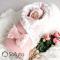 Комплект на выписку зимний baby Vintage poudre