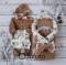 Комплект на выписку зимний baby Teddy