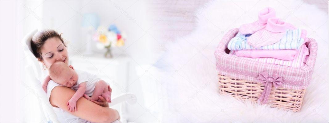 Комплекты на выписку для новорожденных